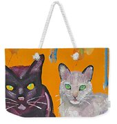 House Cats Weekender Tote Bag