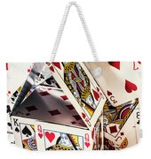 House Edge Weekender Tote Bag