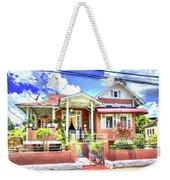 House In Curepe Weekender Tote Bag