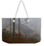 House In The Fog Weekender Tote Bag