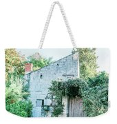 House In The Forest Weekender Tote Bag