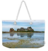 House In The Middle Weekender Tote Bag