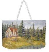House In The Woods 2  Weekender Tote Bag