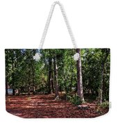House In The Woods Weekender Tote Bag