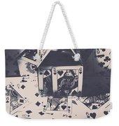 House Of Cards Weekender Tote Bag