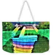House Of Destiny Weekender Tote Bag