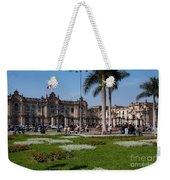 House Of Pizarro Weekender Tote Bag