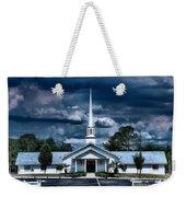 House Of Prayer Weekender Tote Bag