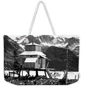 House Of Stilts Bw Weekender Tote Bag