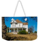 House On The Hill Weekender Tote Bag