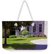 House On Wisconsin Avenue Weekender Tote Bag