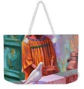 House Pigeon Weekender Tote Bag