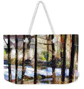 House Surrounded By Trees 2 Weekender Tote Bag