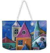 Houses Weekender Tote Bag