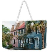 Houses In Charleston Sc Weekender Tote Bag