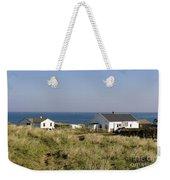 Houses In Low Hauxley. Weekender Tote Bag