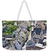 Houses On-line Weekender Tote Bag