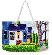 Houses Remastered Weekender Tote Bag