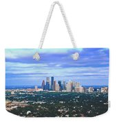 Houston 1980s Weekender Tote Bag