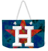 Houston Astros Logo Weekender Tote Bag
