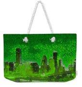 Houston Skyline 51 - Pa Weekender Tote Bag