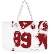 Houston Texans Jj Watts Weekender Tote Bag