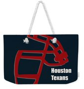 Houston Texans Retro Weekender Tote Bag