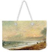 Hove Beach Weekender Tote Bag