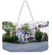 Hovenden House - Plymouth Meeting Pa Weekender Tote Bag