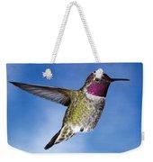 Hovering In Sky Weekender Tote Bag