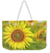 How Do You Dew, Sunflower Weekender Tote Bag