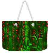 How Does Your Garden Grow Weekender Tote Bag
