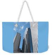 How High The Sky Weekender Tote Bag