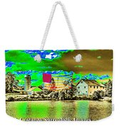 How I See It Weekender Tote Bag