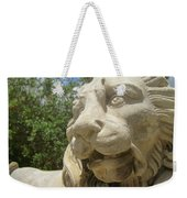 How Loud Is A Lion Weekender Tote Bag