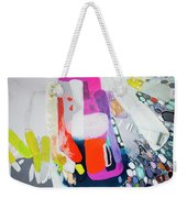 How Many Fingers? Weekender Tote Bag