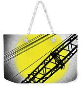 How The Sun Rises Weekender Tote Bag
