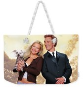 How To Lose A Guy In 10 Days Weekender Tote Bag