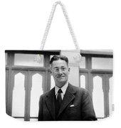 Howard Florey, Pathologist, Nobel Weekender Tote Bag