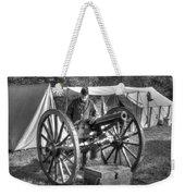 Howitzer Battle Of Honey Springs V4 Weekender Tote Bag