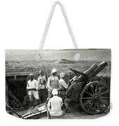 Howitzer Gun Turke World War Weekender Tote Bag