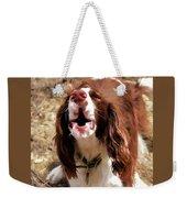 Howler 1 Artistic Weekender Tote Bag