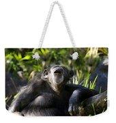 Howling Chimpanzee Weekender Tote Bag
