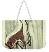 Howling For Joy Weekender Tote Bag