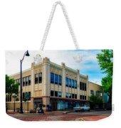 H.s. Kress Five And Dime Store Weekender Tote Bag