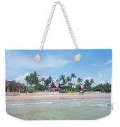 Huahin Beach View Weekender Tote Bag