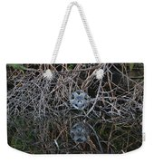 Hub In Reflection Weekender Tote Bag