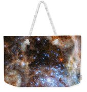 Hubble Finds Massive Stars Weekender Tote Bag