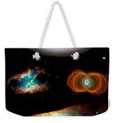 Hubble Greatest Hits Weekender Tote Bag