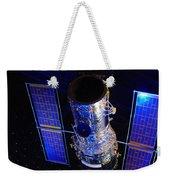Hubble Space Telescope Weekender Tote Bag